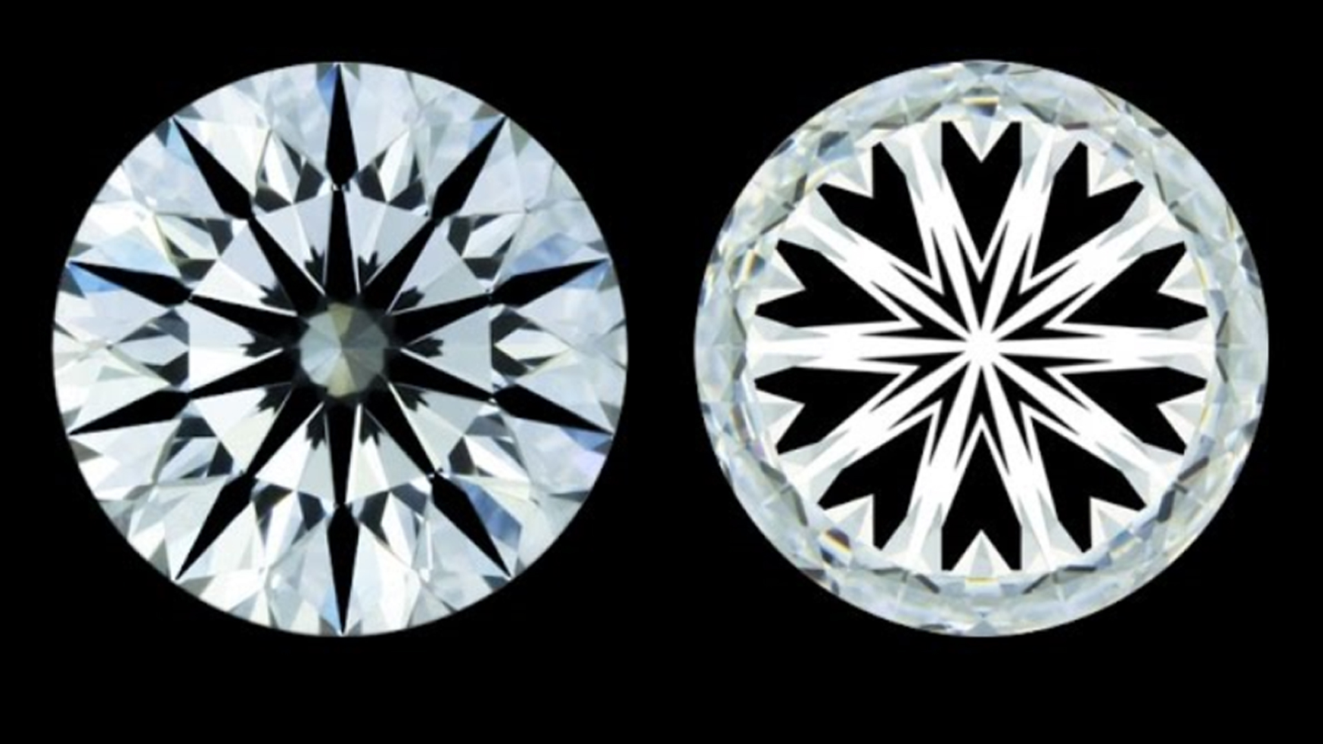 JannPaul: Comparing a Common Round Diamond with Signature Super Ideal and Solasfera